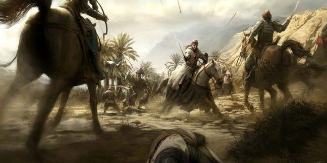 islam ve cihat 660x330 İslamiyette 3 Gün Yağma Hakkı, Savaş Hukuku, Adabı Nelerdir?